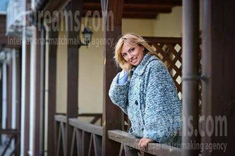 Tatiana from Rovno 33 years - cool photo shooting. My small public photo.