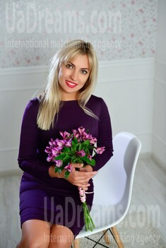 Tatiana from Rovno 33 years - bride for you. My small public photo.