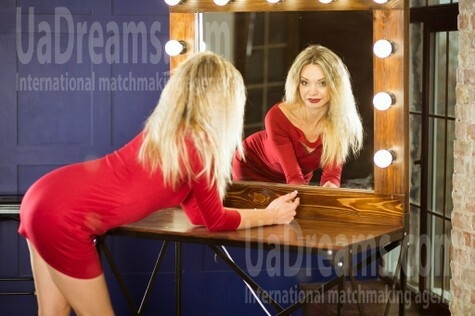 Hanna from Kiev 28 years - beautiful and wild. My small public photo.