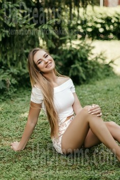 Tanya from Ivanofrankovsk 24 years - attentive lady. My small public photo.