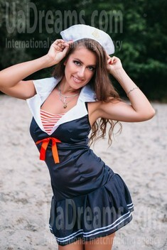 Julia from Sumy 39 years - seeking soulmate. My small public photo.
