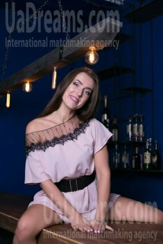Julia from Sumy 38 years - single russian woman. My small public photo.