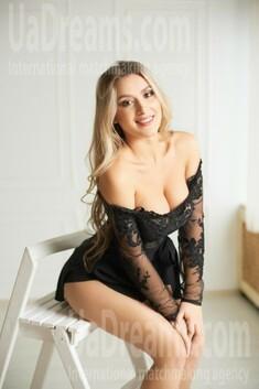 Anastasiya from Ivano-Frankovsk 24 years - happy woman. My small public photo.
