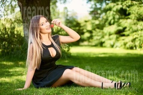 Anastasiya from Ivanofrankovsk 21 years - nice smile. My small public photo.