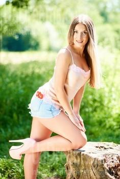 Anastasiya from Ivanofrankovsk 21 years - mysterious beauty. My small public photo.