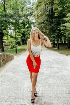 Anastasiya from Ivanofrankovsk 22 years - waiting for husband. My small public photo.