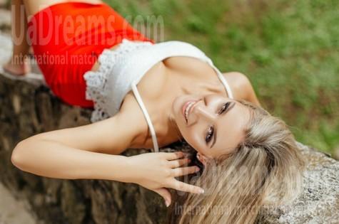 Anastasiya from Ivanofrankovsk 23 years - attractive lady. My small public photo.