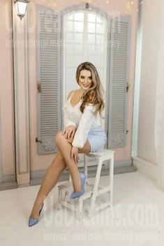 Anastasiya from Ivanofrankovsk 23 years - clever beauty. My small public photo.