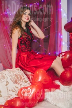 Yuliya from Lutsk 19 years - Kind-hearted woman. My small public photo.