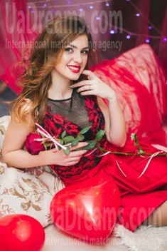 Yuliya from Lutsk 20 years - intelligent lady. My small public photo.
