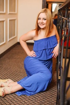 Kvitoslava from Ivanofrankovsk 19 years - attractive lady. My small primary photo.