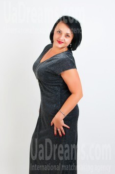 Inna from Odessa 46 years - single lady. My small public photo.