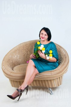 Inna from Odessa 46 years - girl for marriage. My small public photo.