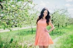 Tanusha from Poltava 23 years - romantic girl. My small public photo.