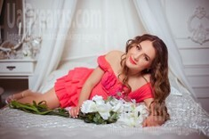 Tanya from Dnipro 25 years - romantic girl. My small public photo.