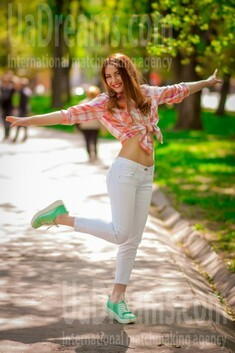 Tanya from Dnipro 25 years - good girl. My small public photo.