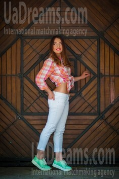 Tanya from Dnipro 25 years - beautiful woman. My small public photo.