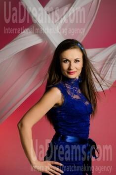 Elena from Sumy 32 years - ukrainian woman. My small public photo.