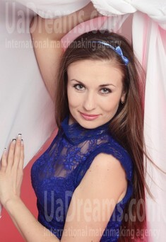 Elena from Sumy 32 years - ukrainian bride. My small public photo.