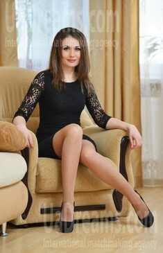 Elena from Sumy 32 years - favorite dress. My small public photo.