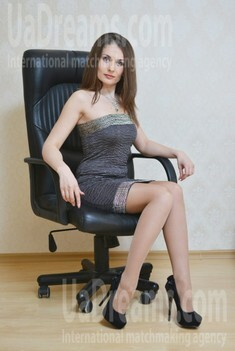 Elena from Sumy 32 years - it's me. My small public photo.