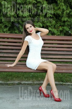 Elena from Sumy 33 years - it's me. My small public photo.