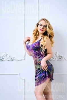 Valentina from Cherkasy 22 years - search for love. My small public photo.