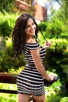 Irina from Kharkov 29 years - Kind-hearted woman. My small public photo.
