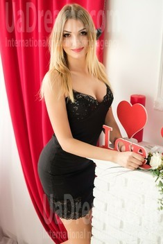 Anastasia 25 years - bride for you. My small public photo.