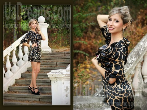 Natalka from Zaporozhye 28 years - attractive lady. My small public photo.