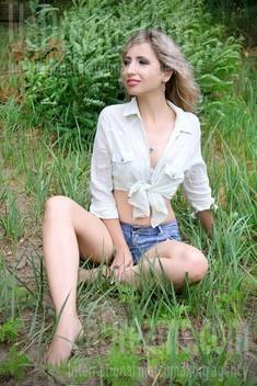 Natalka from Zaporozhye 28 years - waiting for husband. My small public photo.