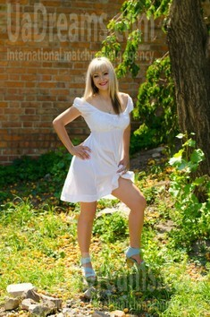 Djuli from Cherkasy 32 years - introduce myself. My small public photo.