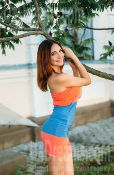 Victoria from Sumy 34 years - eyes with love. My small public photo.