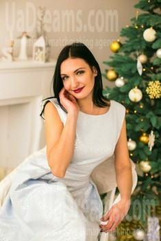 Victoria from Sumy 33 years - girl for marriage. My small public photo.