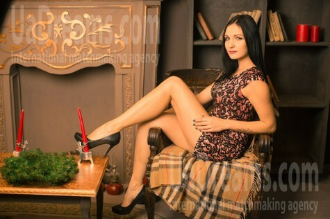 Victoria from Sumy 34 years - eyes lakes. My small public photo.