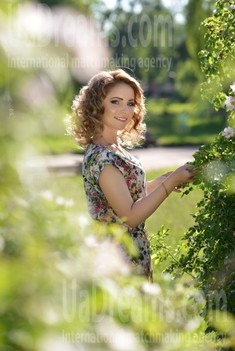 Natalia from Rovno 31 years - girl for marriage. My small public photo.