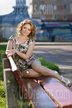 Natalia from Rovno 31 years - girl for dating. My small public photo.