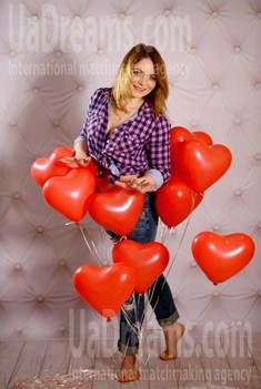 Natalia 32 years - romantic girl. My small public photo.