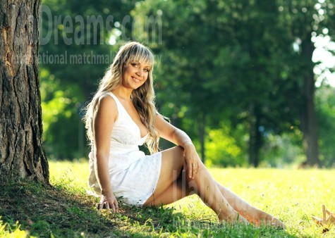 Iren from Rovno 35 years - romantic girl. My small public photo.