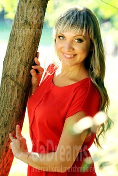 Iren from Rovno 35 years - kind russian girl. My small public photo.