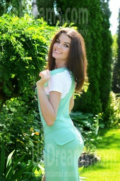 Elena from Kharkov 33 years - future bride. My small public photo.