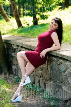 Ekaterina from Cherkasy 28 years - single lady. My small public photo.