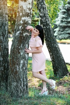 Ekaterina from Cherkasy 28 years - ukrainian bride. My small public photo.