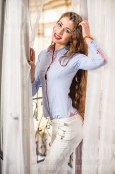 Antonina from Ivanofrankovsk 22 years - ukrainian bride. My small public photo.