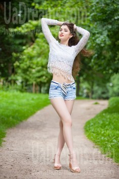 Antonina from Ivanofrankovsk 22 years - intelligent lady. My small public photo.