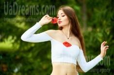 Antonina from Ivanofrankovsk 22 years - single russian woman. My small public photo.