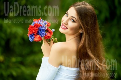 Antonina from Ivanofrankovsk 22 years - happy woman. My small public photo.