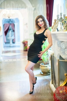 Ira from Ivanofrankovsk 34 years - natural beauty. My small public photo.
