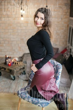 Ira from Ivanofrankovsk 34 years - search for love. My small public photo.