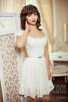 Anastasiya from Dnipro 28 years - amazing girl. My small public photo.